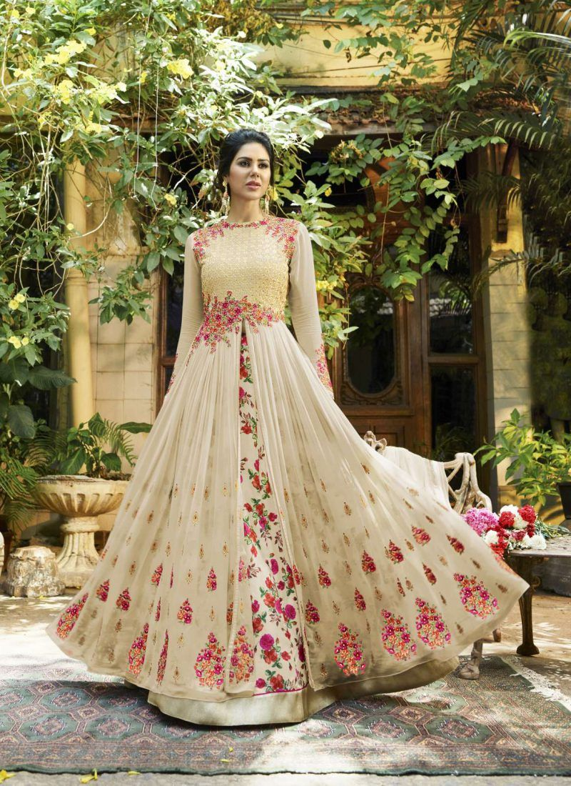 5ee8b810ae A Very Pretty Magenta Pink Colored Indo Western Suit SZPRM3525 ...
