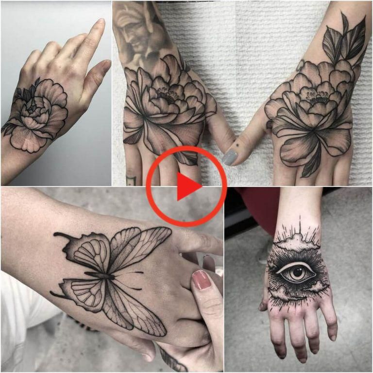 Idees Tattoo Main Pour Les Filles Best Female Tatouages Main Hand Tattoo Cover Up Hand Tattoos For Girls Full Hand Tattoo