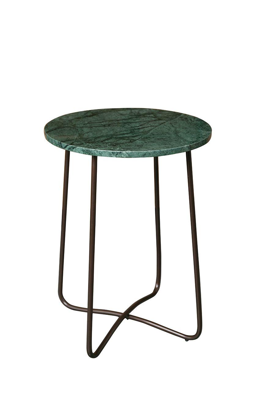 Emerald side table from Dutchbone