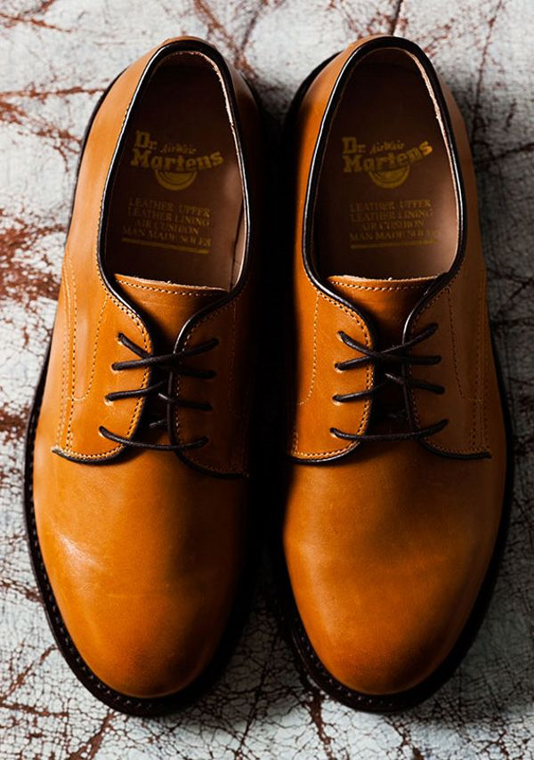 quite nice classic shoes preview of Dr. Martens presents the Sovereign Collection, Octavius 4 ...