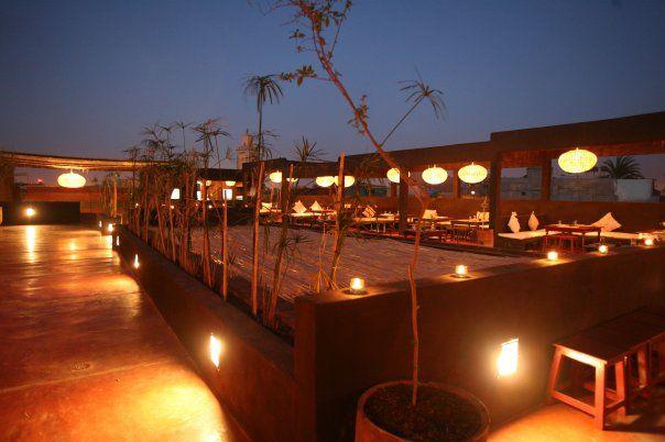 La Terrasse Des Epices Marrakech Marrakech Couleurs