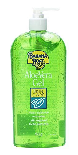 Banana Boat Aloe Vera Skin Care Gel Pump 453 G Has Been Published At Http Www Discounted Skincare Products Co Aloe Vera Skin Care Banana Boats Pure Aloe Vera
