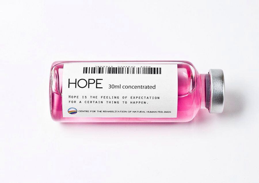 Hope concentrated