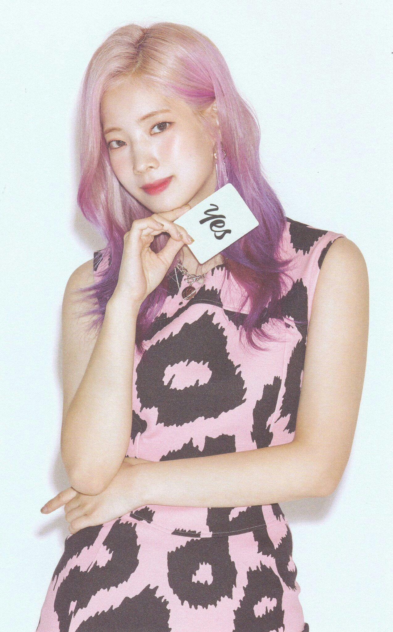 Version C Twice Dahyun Kpop Girls Twice Photoshoot