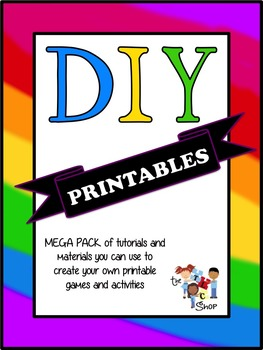Do it yourself mega pack of clipart tutorials and more paper do it yourself mega pack of clipart tutorials and more solutioingenieria Images