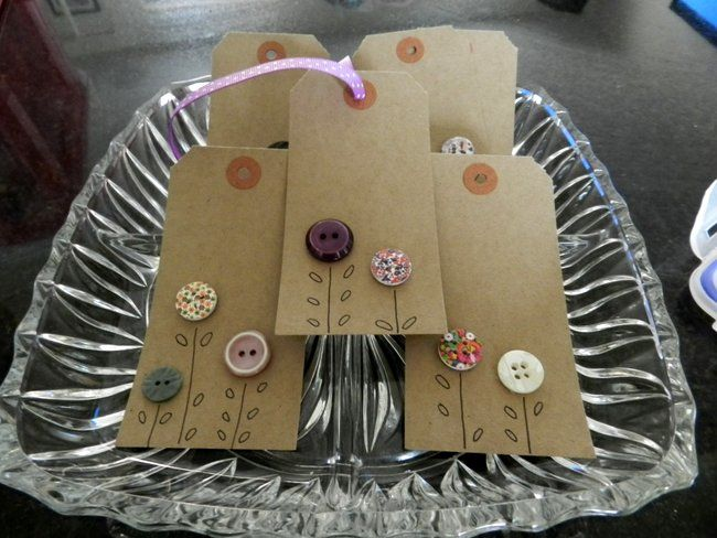 best 25  homemade gift tags ideas on pinterest