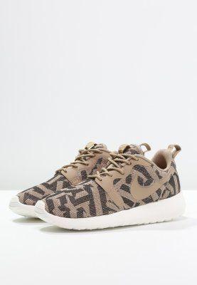 nike sportswear roshe one kjcrd - sneaker - string/desert/sail