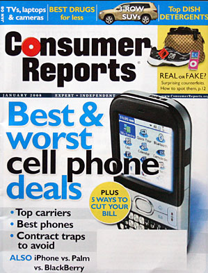 Snag a Consumer Reports subscription for under 20