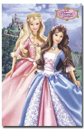 6 99 Barbie Poster Princess Rare Hot New 24x36 From Hse Get It