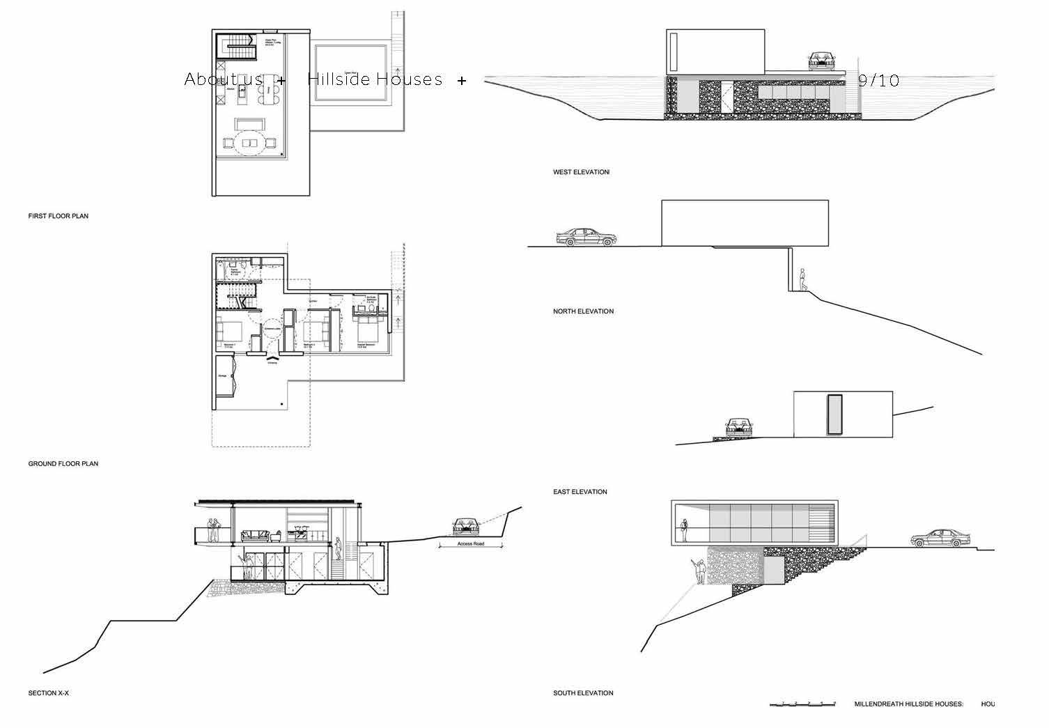 house in hibaru by suppose design office dezeen 2 design ideas