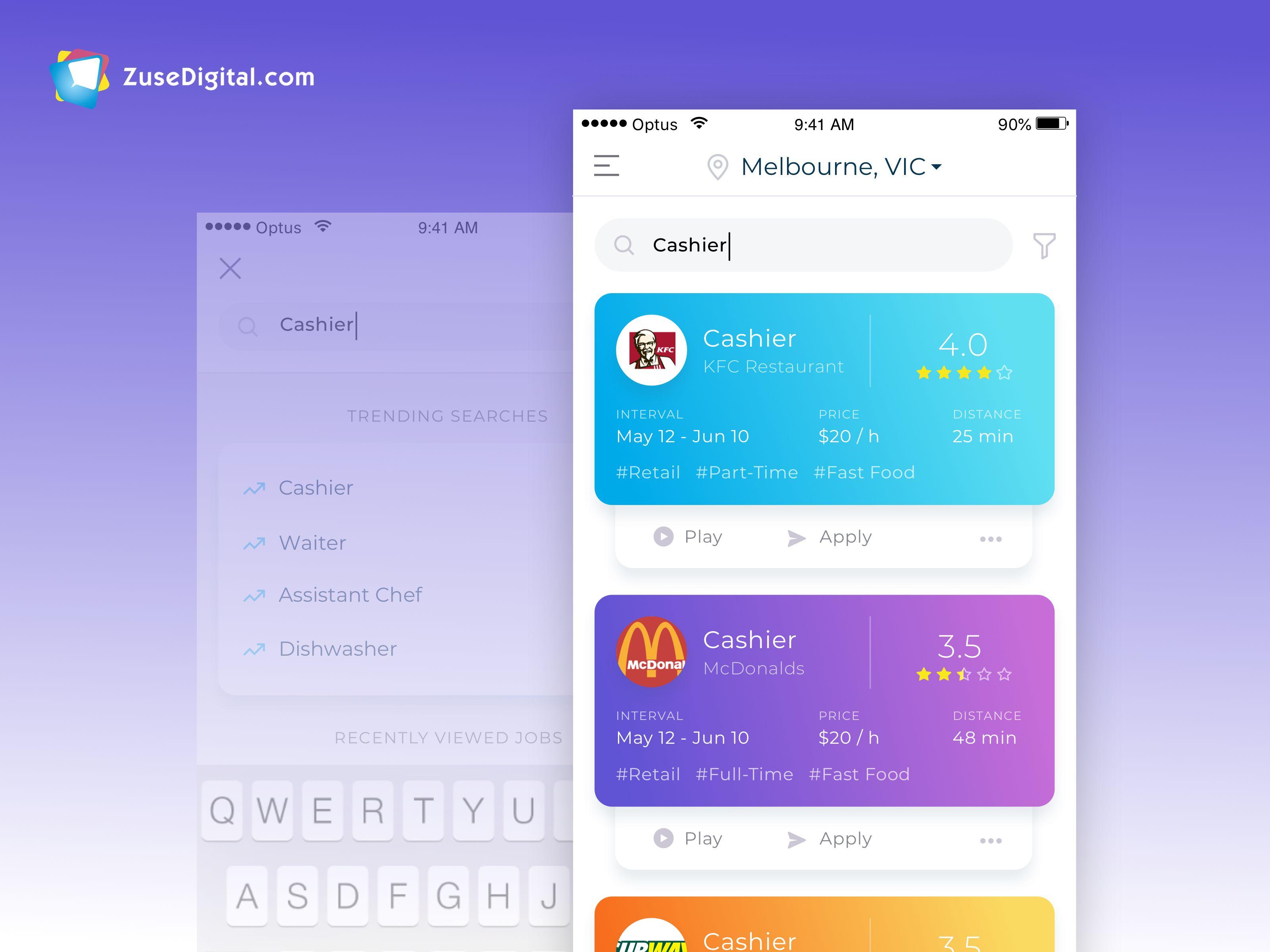 Giggers Gig economy job marketplace app App, How to