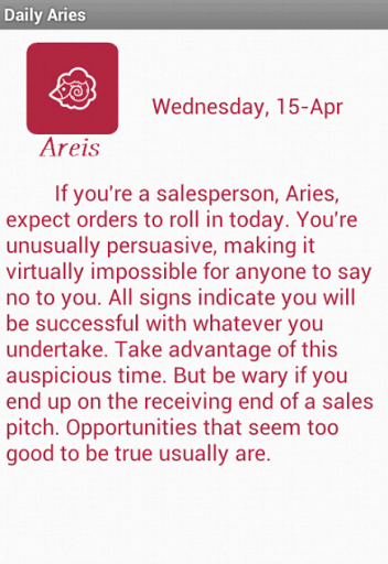 free daily horoscopes chinese