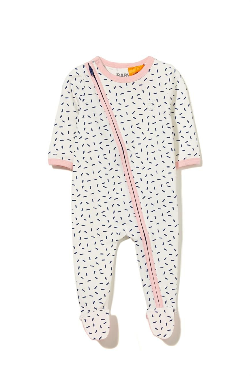05b13140c3e5  18.95 for a lil girl   Cotton on baby  mini zip through romper ...
