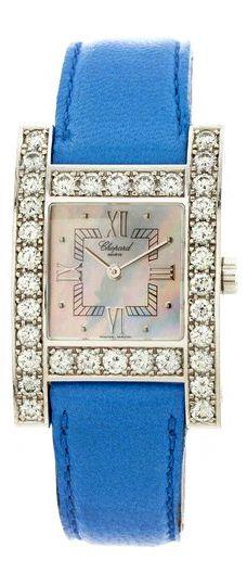 Chopard Women's H-Watch diamond watch