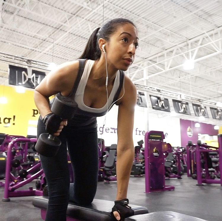 Pin On Tricep Workout Women