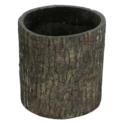 Cypress Cement Container Round - Large