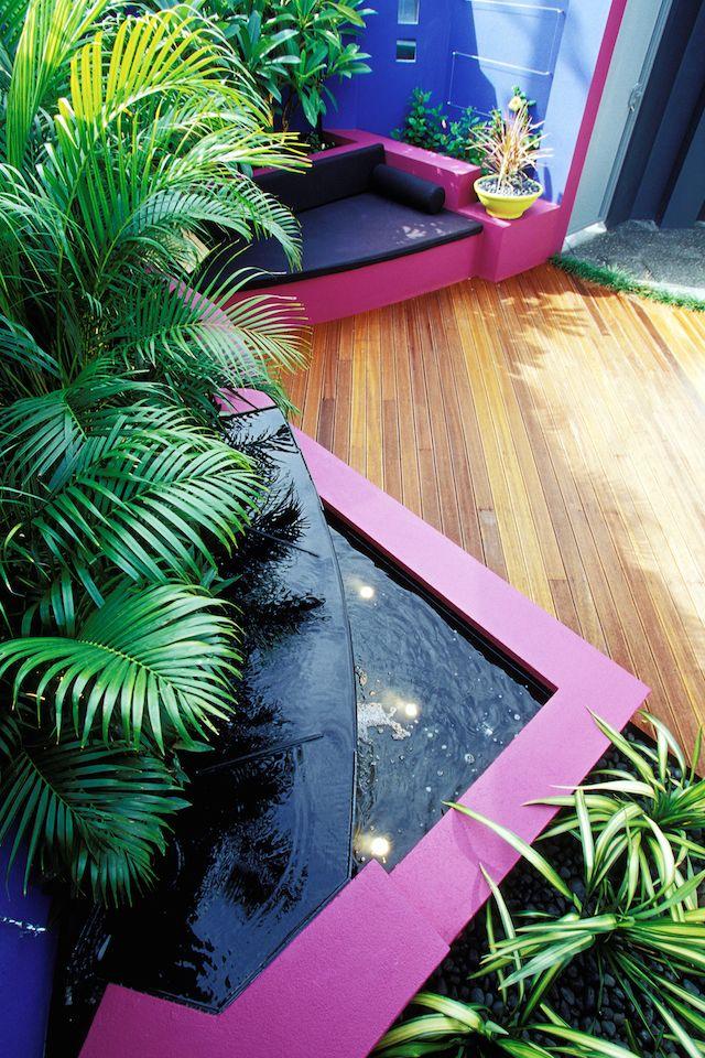 Courtyard design Janine Mendel Cultivart, Perth ...