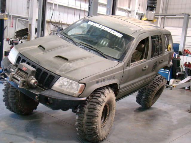 1999 Cherokee Custom Hood Google Search Jeep Wj Jeep Concept