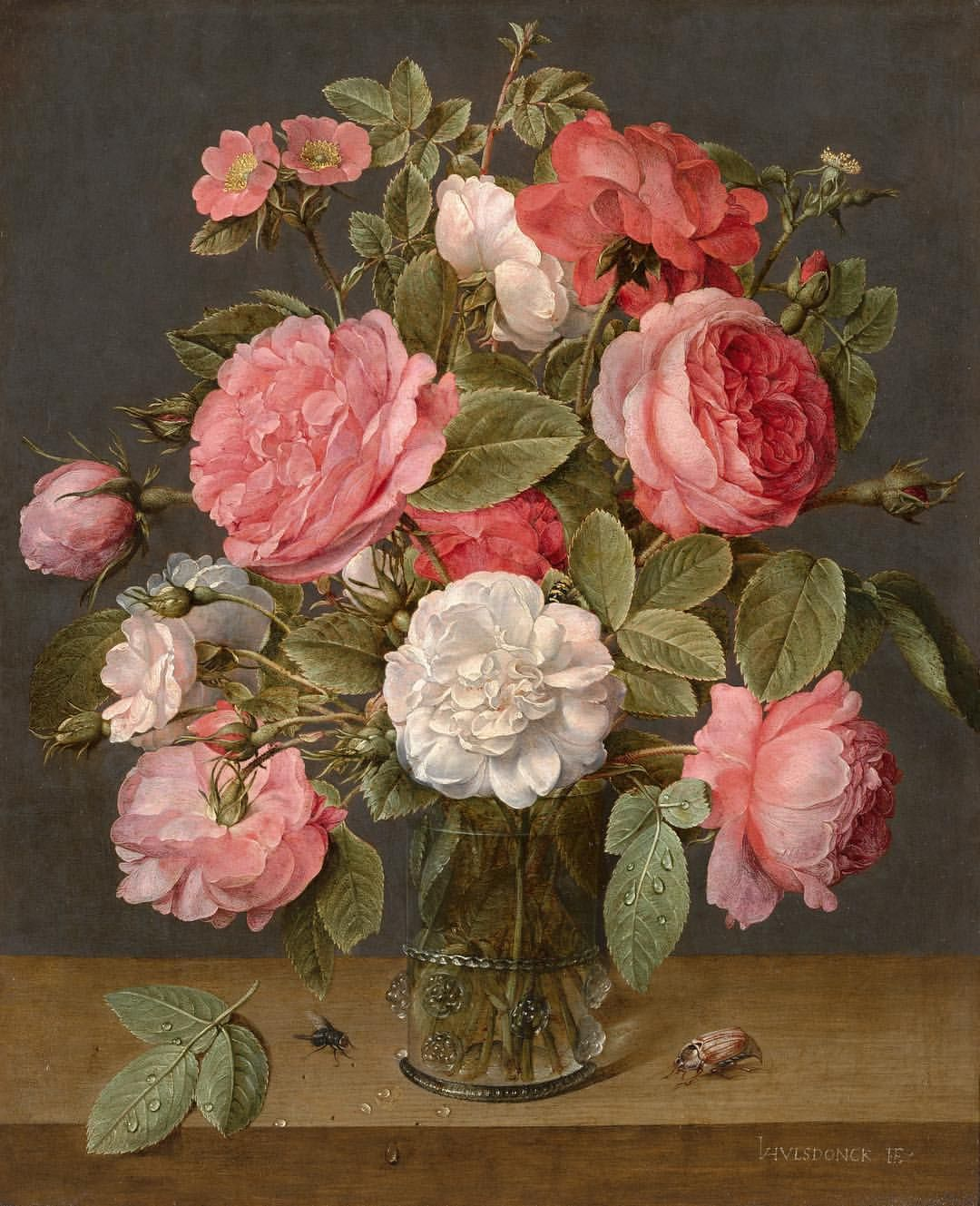 Jacob van hulsdonck 1640 1645 mauritshuis mauritshuismuseum jacob van hulsdonck 1640 1645 mauritshuis mauritshuismuseum instagram the most beautiful bouquet of roses for mothersday izmirmasajfo