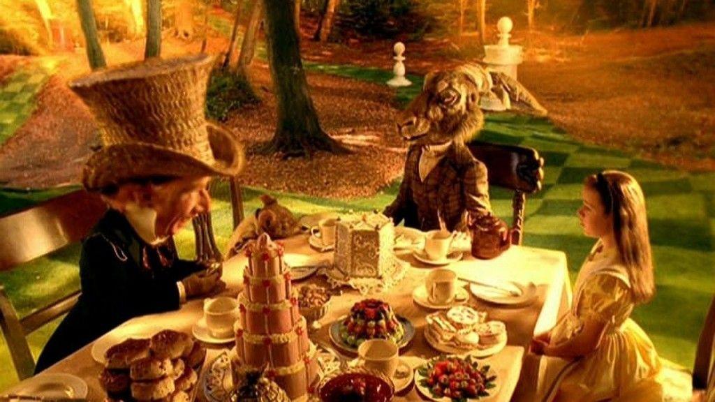 Alice In Wonderland 1999 Nick Willing Wonderland Alice