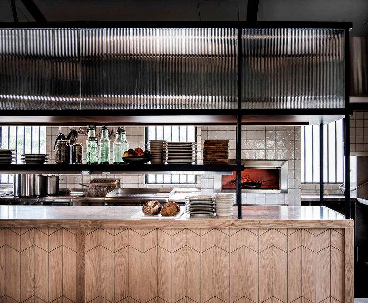the incinerator — A C M E Australian interior design