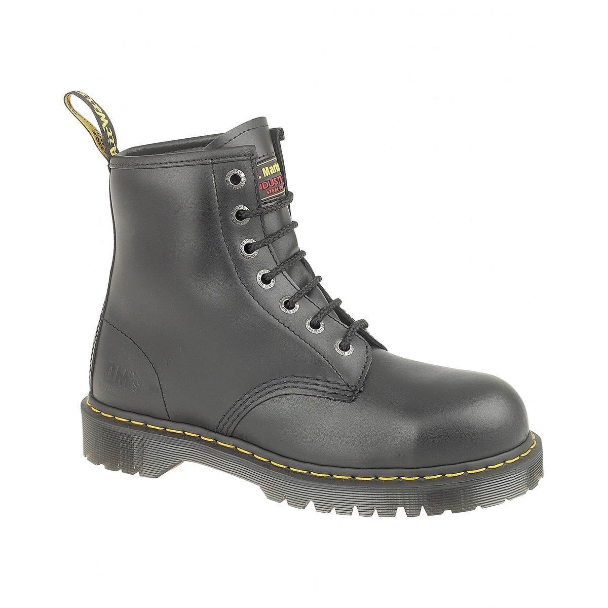 De SécuritéNoir Chaussures Montantes Dr Fs64 Martens R5Aq34Lj