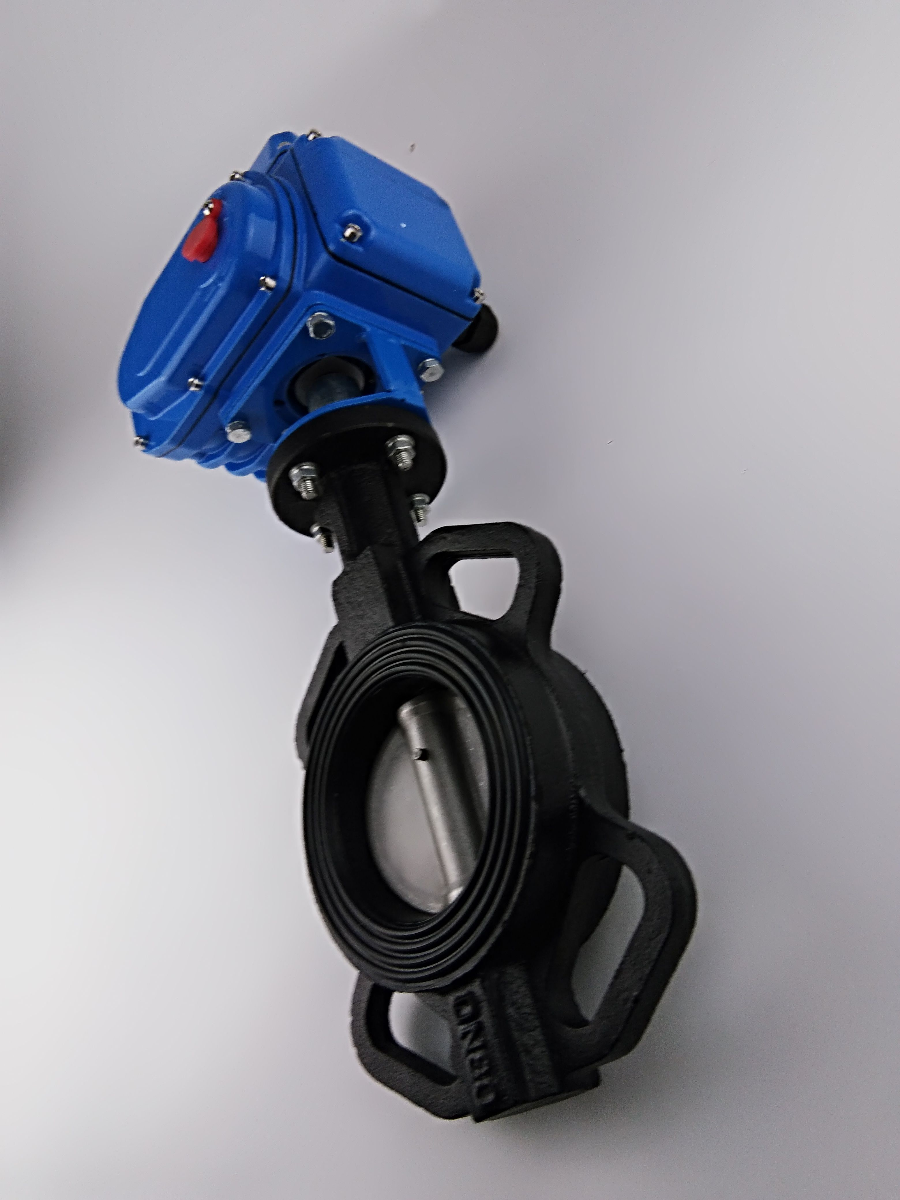 Butterfly valve produced by hebei tongli automatic control