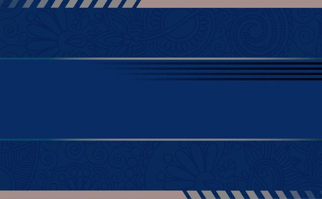 simple blue business card card background material  cards