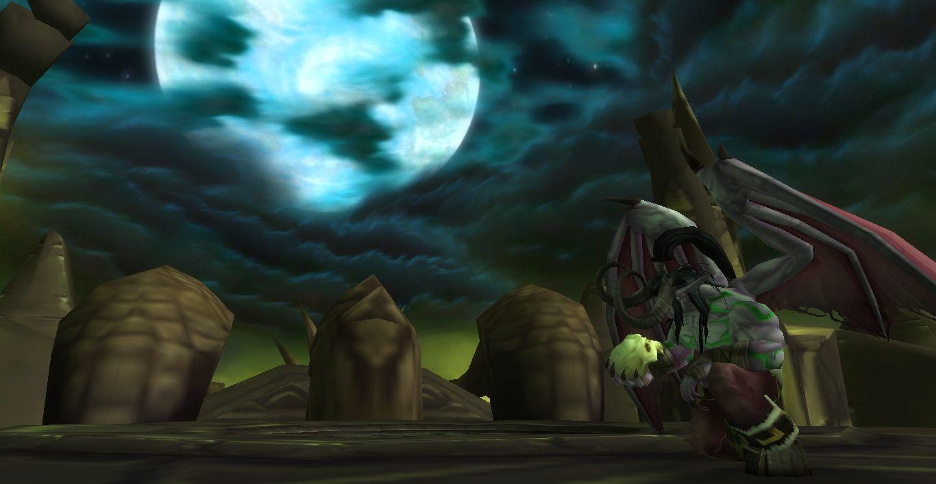 Black Temple - Illidan Stormrage