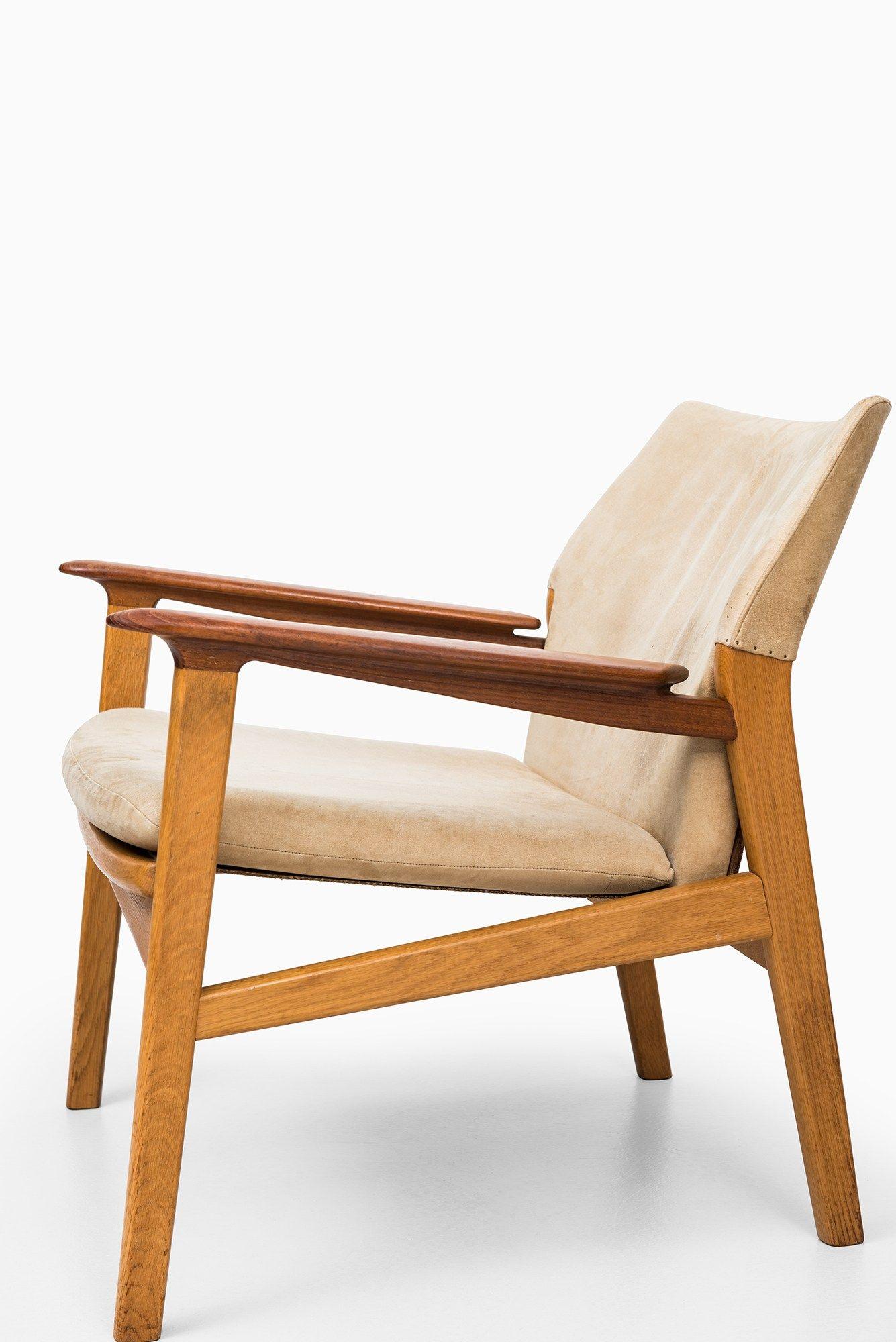 Hans Olsen Easy Chairs Studio Schalling Swing Chair Bedroom Chair Design Wooden Wooden Chair