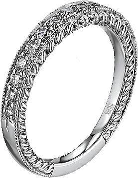 Scott Kay Pave Set Diamond Wedding Band : This Beautiful Scott Kay Wedding  Band Is