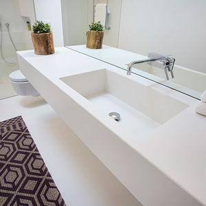 Pica neolith lavabos pinterest ba os ba o y para el for Pica lavabo