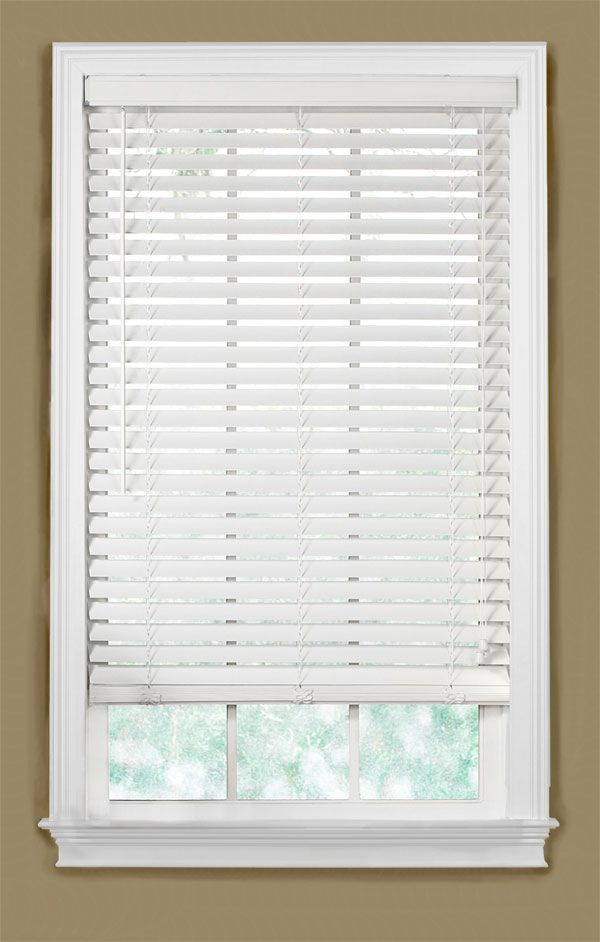White Wooden Blinds Size 30 W And 54 H Atleast Two Sets One For Bathroom And One For Guest Room White Wood Blinds White Wooden Blinds Living Room Blinds