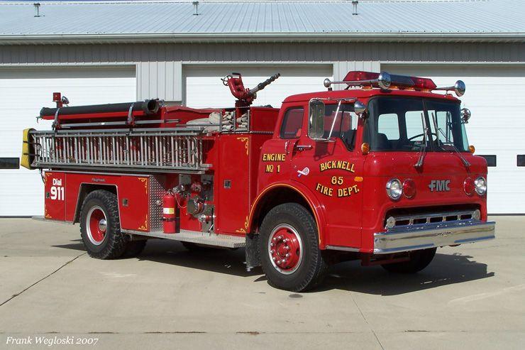Engine 181 - 1985 Ford C  Fmc  750ga