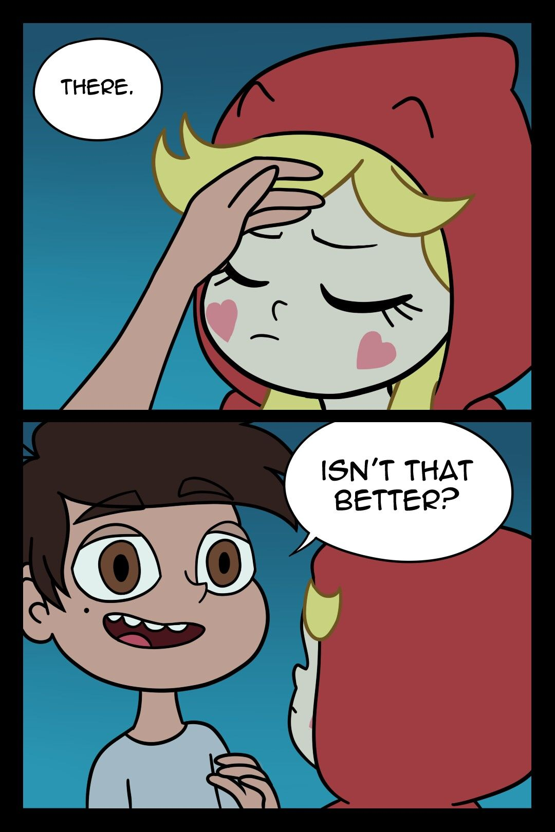 Marco Diaz and Star Butterfly - Starco | Star vs the forces of evil ...