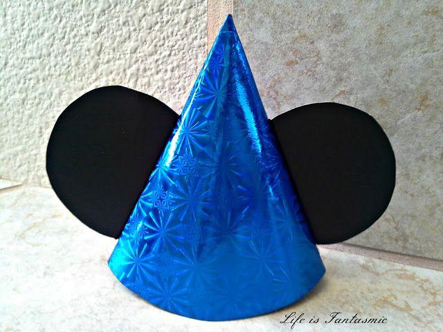 Life Is Fantasmic: Mickey Mouse Birthday BBQ