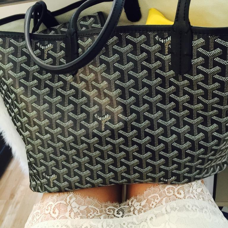 Goyard St Louis Tote Black Replica Goyard Bags Clothes Pinterest - Invoice template word free goyard online store