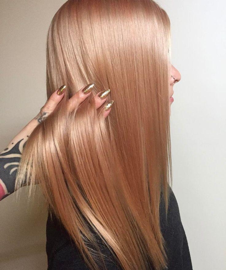 Long Hair Womens Styles : Colour…