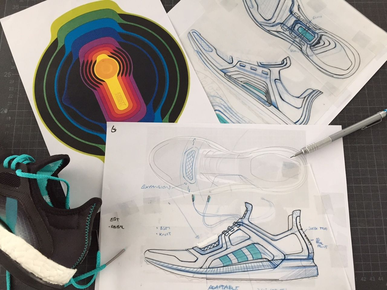 Pure Boost X Designer Interview | Sole Collector | Shoes