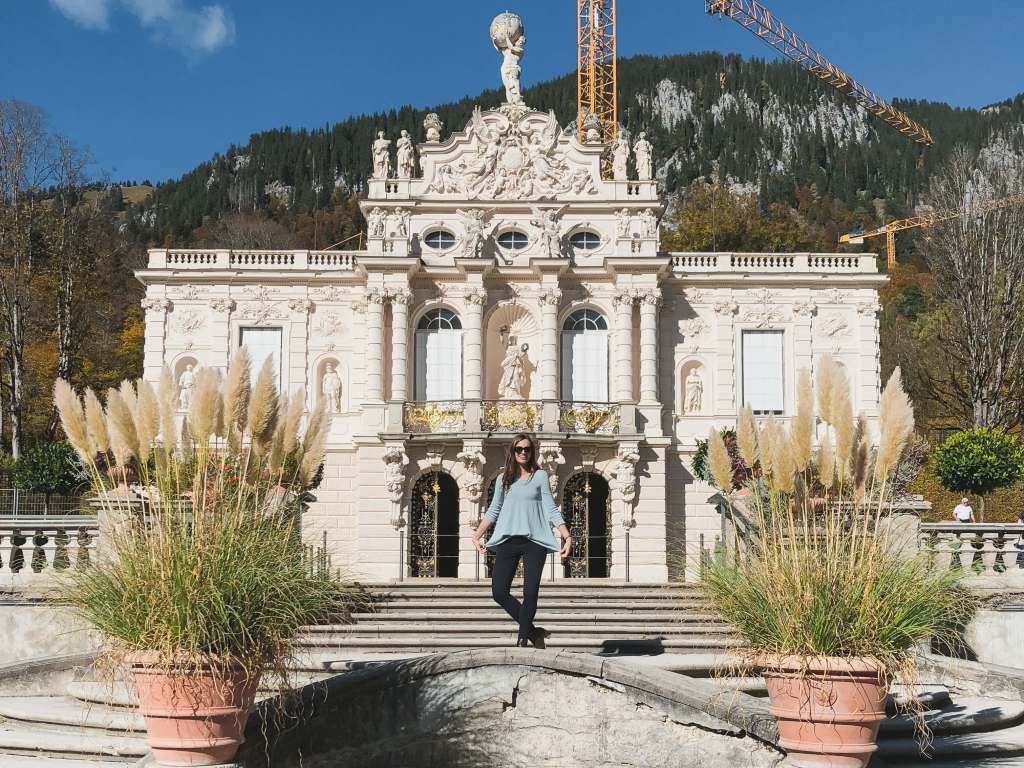 Germany Visiting Schloss Linderhof Best Vacation Spots Beautiful Places To Visit Adventure