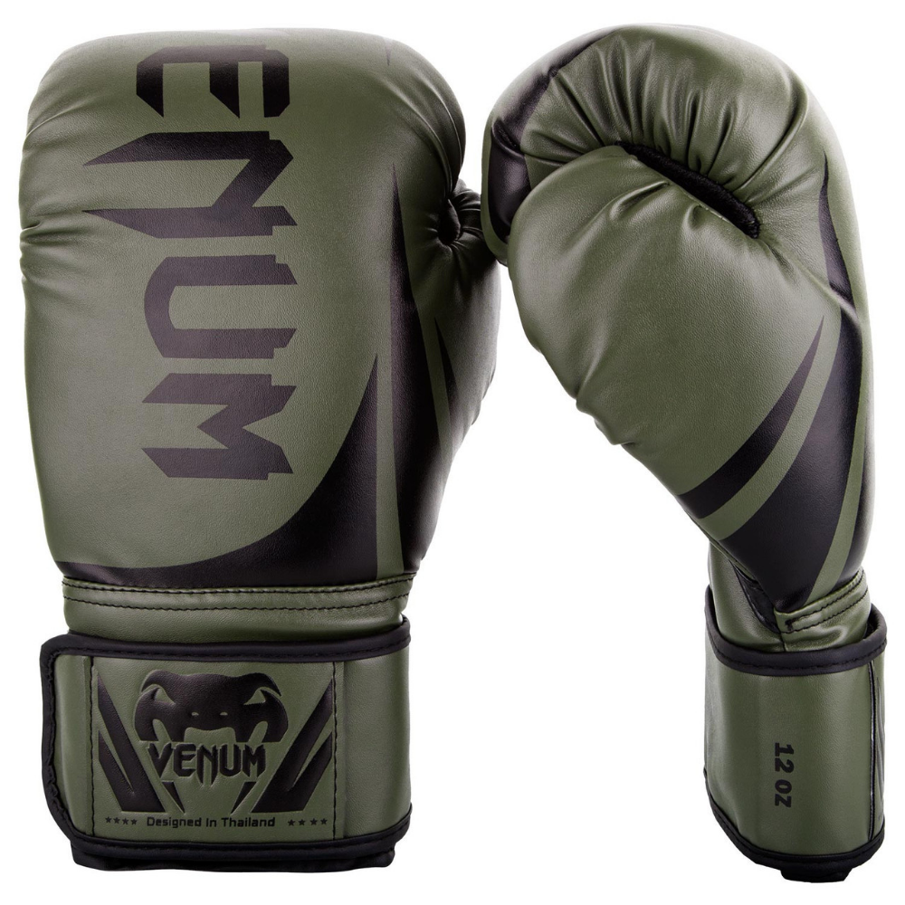 Purple//Black Venum Challenger 2.0 Boxing Gloves