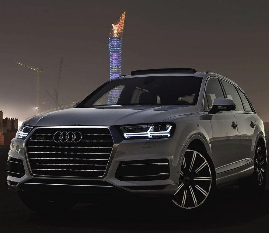 Price For Audi Suv: AUDI Q7 2016 Speed And Comfort