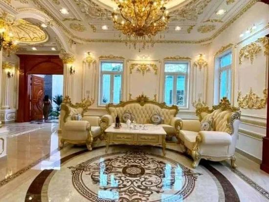 Desain Rumah Klasik Mewah Di 2021 Home Fashion Rumah Klasik