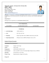 Sap Crm Technical Resume Sample Architect Resume Sample Resume Free Resume Examples