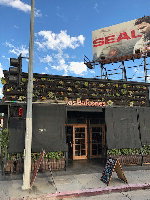 Great Peruvian Restaurant Los Balcones On Vine The Ceviche Mixto Is Outstanding Glitteratitoursla Peruvian Restaurant Trip Advisor Tours