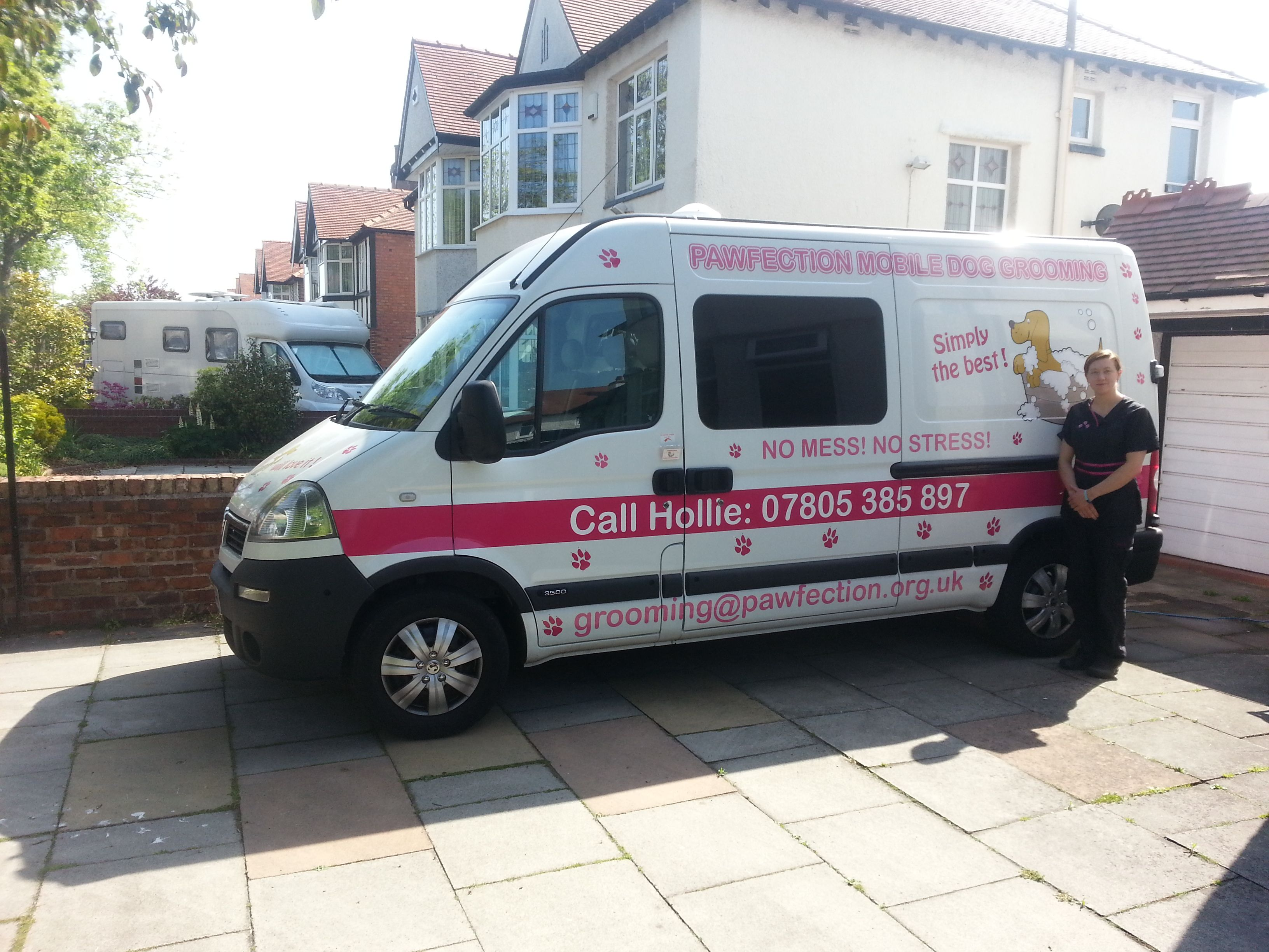 Southport Mobile Dog Grooming Mobile Pet Grooming Dog Joints Dog Grooming
