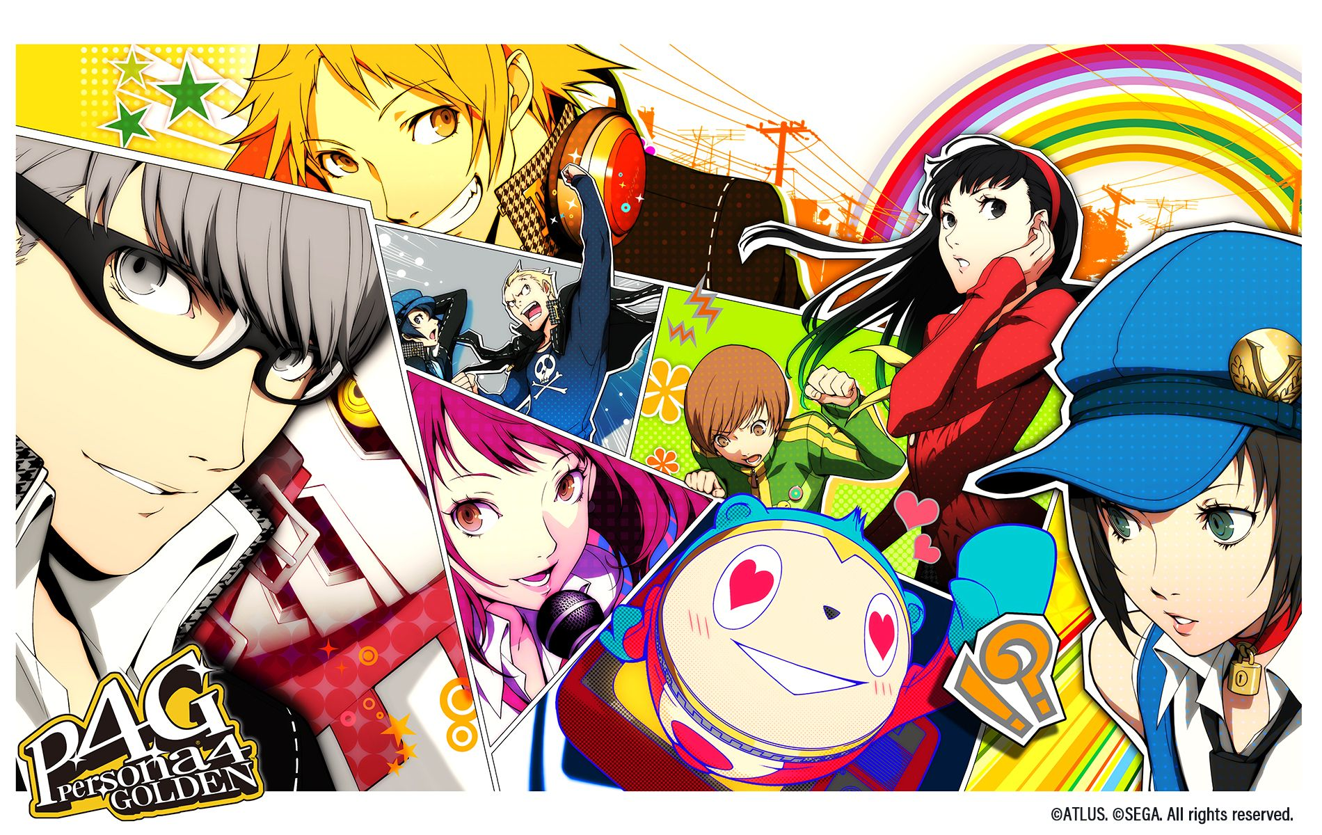 Pin By Michael On Games Persona 4 Wallpaper Persona 4 Persona