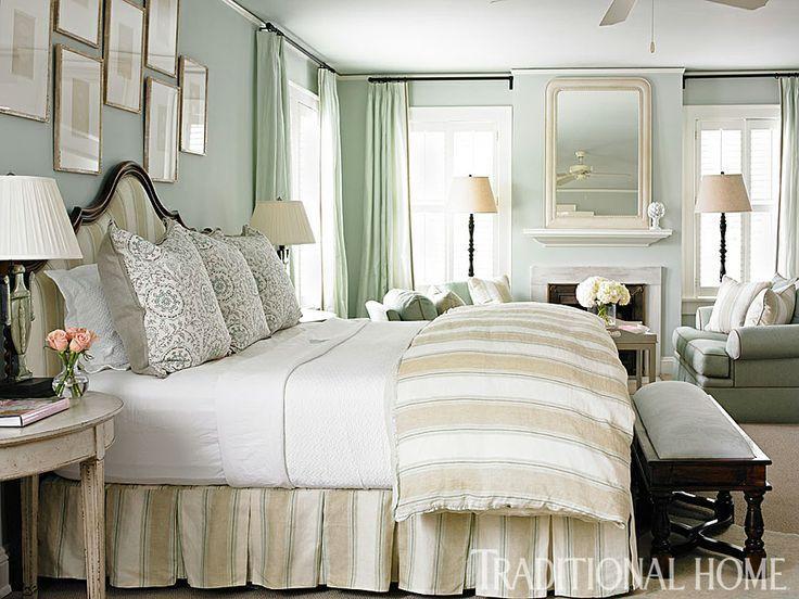 Best Gray Cashmere Bedroom Ben Moore Gray Green Home Bedroom 400 x 300