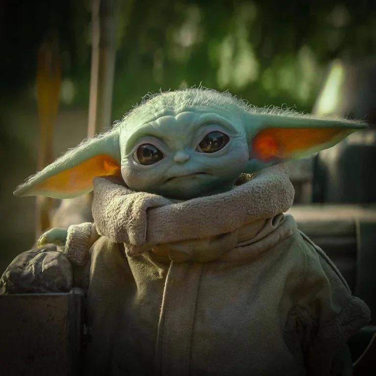 Baby Yoda Star Wars The Mandalorian Star Wars Yoda Star Wars Images Star Wars Art