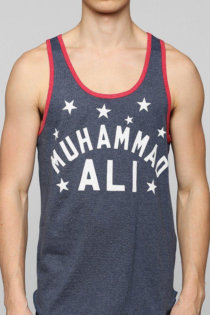 d082bd32ff4c80 Muhammad Ali Tank Top Muhammad Ali